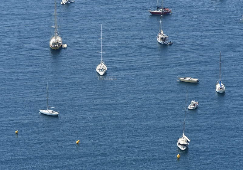 Barcos en la Costa Azul II
