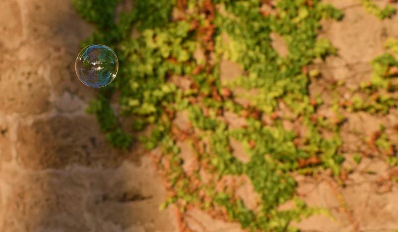 Burbujas en Mallorca